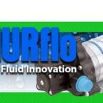 Shurflo First in Fluid Innovation Graphic